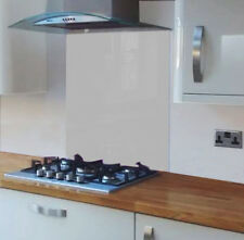 CreamToughened Glass Splashback 600 x 750mm