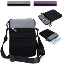 KroO NDR2-5 9.7 in Convertible Protective Tablet Sleeve and Shoulder Bag Cover