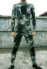 Myle Factory Neoprene SCR 2.5mm Unique Design One Piece Spearfishing Wetsuit