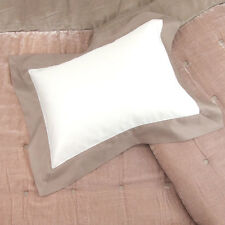 YVES DELORME - COCON SUREAU PILLOW CASE 300TC EGYPTIAN COTTON OVER 65% OFF RRP
