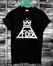 Fall Out Boy FOB T Shirt Indie Rock N Roll Patrick Stump My Chemical Romance Top