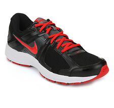 Nike Dart 10 Men's Sneakers Running Shoes Black Red Athletic NEW