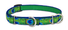 """Lupine Combo Dog Training Collar. Martingale. Small-Large  3/4"""" wide."""