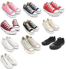 CONVERSE ALL STAR LOW Sneaker - 10 Colors Genuine Brand Shoes For Men & Women 19