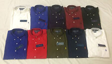 NEW Men's Polo Ralph Lauren Buttondown Shirt Size: S M L XL XXL - CUSTOM FIT NEW