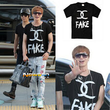 KPOP super junior SJ T-SHIRT unisex elf heechul K-POP