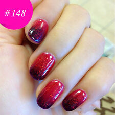 10ml Temperature Change Color Nail Gel Polish Soak Off Perfect Summer Brand New