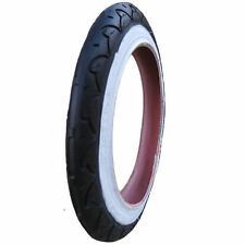 White Wall Pram Pushchair Stroller Tyre 12 1/2 X 1.75 x 2 1/4 Fits Many Brands