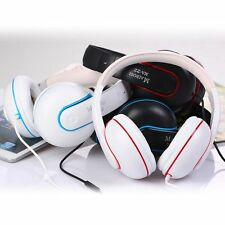 New Fashion HD Stereo On-ear Headphones for Mobile Phone MP3 MP4 PC Laptop