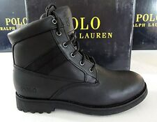 Polo Ralph Lauren Mapperley BUFF Timber Cordura Leather Boots Shoes 8 8.5 9 9.5