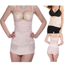 3 in1 Postpartum Maternity Recovery Belt Waist Support Girdle Pelvis Abdomen