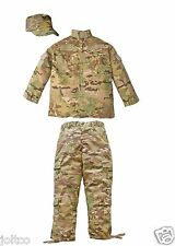 Kids Multicam Replica 3pc Battle Uniform Combat Set