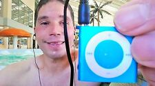 100% Waterproof iPod Shuffle LATEST GEN - BRAND NEW