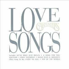 NEW - Love Songs by Carpenters