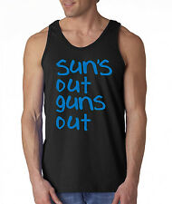 Fresh Tees®- Sun's Out Guns Out Tank Top