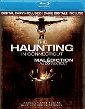 The Haunting In Connecticut (Blu-Ray) BRAND NEW! FREE SHIPPING!!