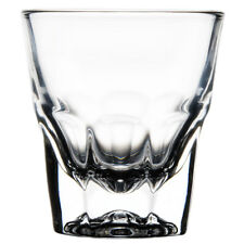 Libbey Whiskey Shot Coffee or Tea Gibraltar 4.5 oz. Rock Crystal Glasses 15248