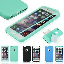 """Shockproof Rugged Hybrid Rubber Hard Case For iPhone 6 4.7""""/iPhone 6 Plus/6S"""