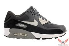 Nike Mens Air Max 90 Essential Running Shoes Anthracite/Black/Granite All Sizes