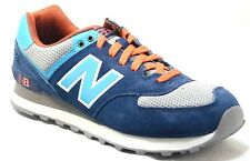 New Balance Classics Traditionnels ML574SON Mens Suede Athletic Sneakers