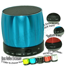 New Wireless Bluetooth Speaker Portable Super Bass 4 Iphone Samsung Tablet Cell