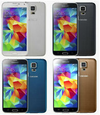 Samsung Galaxy S5 SM-G900V - 16GB (Verizon) Smartphone - White or Black or Gold