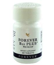FOREVER B12 PLUS Vitamina con acido folico 60 COMPRESSE 2