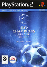 UEFA Champions League 2006 2007 for Sony PlayStation 2