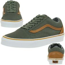 VANS Old Skool Classic Sneaker Skate Shoes Classic green VOKDCM