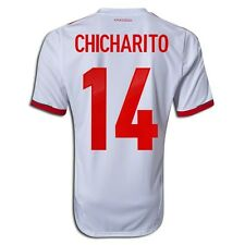 ADIDAS MEXICO CHICHARITO THIRD JERSEY 2013/14 CONFEDERATIONS CUP BRAZIL 2013.