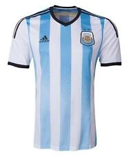 ADIDAS ARGENTINA HOME JERSEY FIFA WORLD CUP BRAZIL 2014 WHITE/BLUE