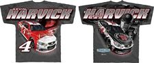 Kevin Harvick 2015 Checkered Flag #4 Budweiser/Jimmy Johns Total Print Tee