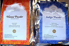 Henna & Indigo 100 gms Each ~ Natural hair dye
