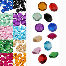 5000 Diamond Table Confetti Wedding Sexy Crystal Scatter Decor Acrylic Gem Party