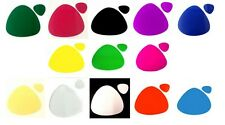 Pebble Shaped Colour Placemats / Coasters - 4 set - Several Options
