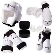 Dyna Sparring Gear Set: White