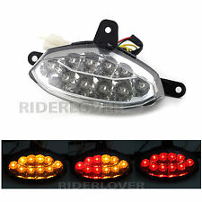 Integrated LED Tail Light Turn signals Blinker For KTM 200 390 DUKE