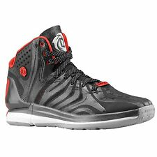 Adidas D. Rose 4.5 basketball shoes Chicago Bulls white blue red black Derrick