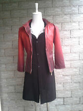 The Avengers Age of Ultron Scarlet Witch Uniform Full Set Cosplay Made Costume
