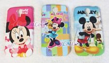 Cute Matte Minnie Mickey mouse soft rubber case cover skin Samsung S4 IV
