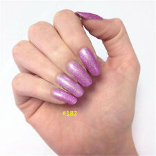 Nail Gel Polish Soak Off Nail Art Varnish Glitter Color Manicure UV Tips 151-200