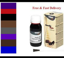 TRG Suede & Nubuck Shoe Boot Restore Colour Dye 50ml kit Available All Colours