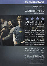 The Social Network (DVD, 2011, 2-Disc Set)