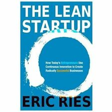 The Lean Startup, Eric Ries, New Book