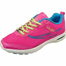 Baby Phat Womens NEWT Pink Athletic Lace Up Comfort Fashion Sneaker Shoes