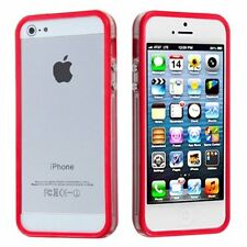 New Frame Bumper open back Case Cover For Apple iPhone 5 5G 5S