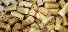 1000 Real Wine Corks for Art Craft Hobby USED