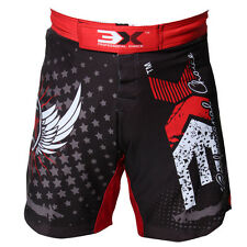 Fight Shorts Grappling Kick Boxing Cage Men Pants Wear UFC MMA Gym Training