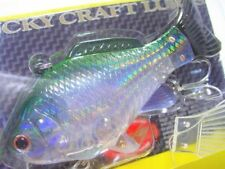 Lucky Craft Real Vib 77 (Various Colors) New