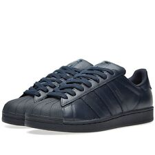 ADIDAS X PHARRELL WILLIAMS SUPERSTAR SUPERCOLOR COLOR NIGHT NAVY STYLE  S83393